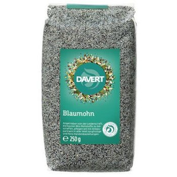 Poppy Seeds Blue Organic, 250g