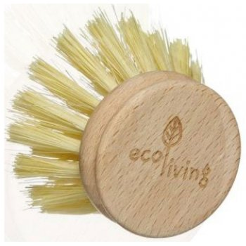 Plastic Free Replacement Head for wooden dishwashing brush