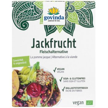 Jackfruit Cubes Unseasoned Organic, 200g