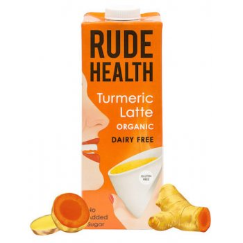 Tumeric Latte Drink Without Added Sugar Organic, 1l