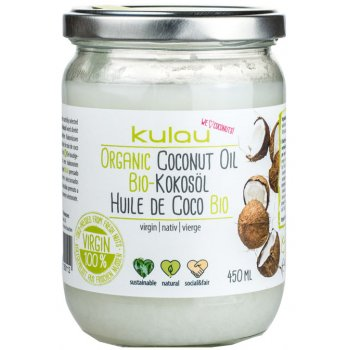 Oil Virgin Coconut Organic, 450ml
