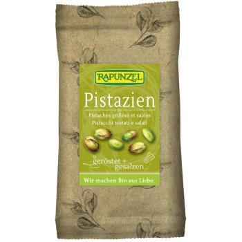 Pistachios Roasted and Salted Organic, 250g
