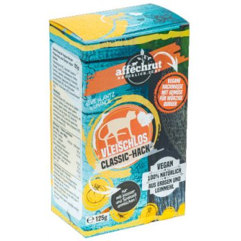 affechrut Mince-Mix CLASSIC Vegan Alternative to Minced Beef, 125g