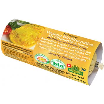 Alternative Vegan à l'oeuf & à l'omelette Bio, 200g