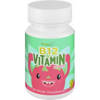 Vitamin B12 for children methyl 3.1μg Vegan 120 chewable tablets