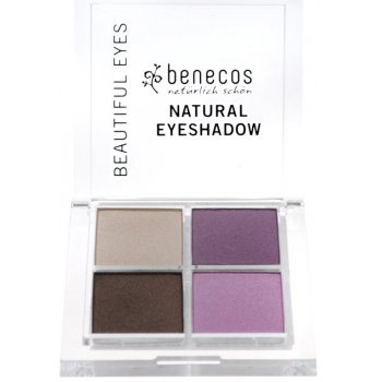 Eyeshadow Quattro Natural Beautiful Eyes, 8g