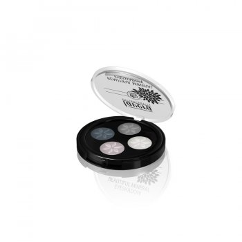 Eyeshadow Quattro - Smoky Grey 01 - 4x0.8g