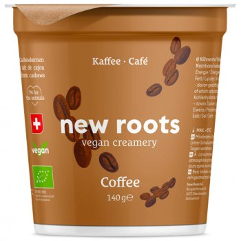 New Roots Joghurt Alternative - Kaffee Bio, 140g