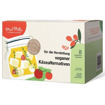 Mad Millie Vegan Cheese Making Kit, 1 Stück