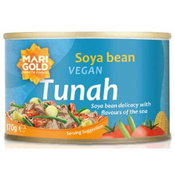 Tunah Vegan Alternative to Fish Tuna, 170g