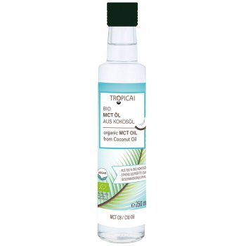Oil MCT Oil from 100% Coconut Organic, 250ml