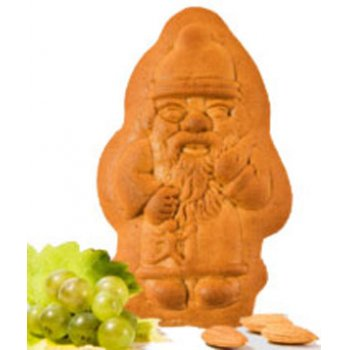 .★ Vegan Christmas Biber with Santa Claus, 140g