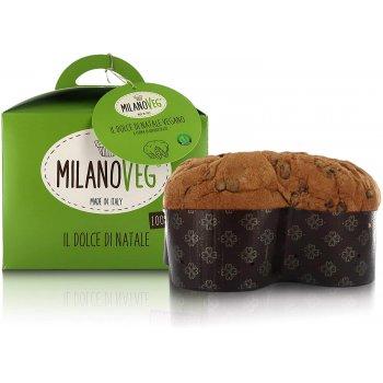 ..★ Vegan Panettone WITH Raisins & Candied Fruits, 750g