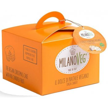 ..★ Vegan Panettone WITHOUT Candied Fruits, 750g