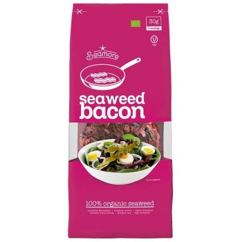 Seaweed Bacon I sea bacon Vegan Alternative to Bacon Organic, 30g