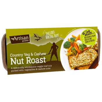 Vegan Nut Roast - Country Veg/Cashew, 200g