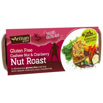 Vegan Nut Roast - Cashew & Cranberry, 200g