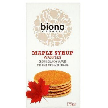 .★ Waffles Maple Syrup Organic, 175g