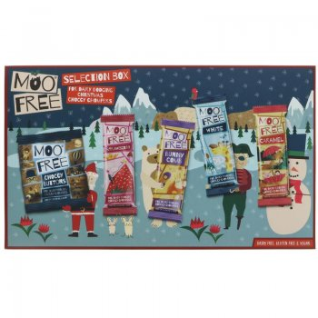 .★ Moo Free Moo Free Selection Box, 105g