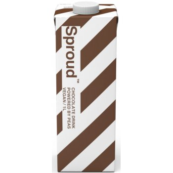 Sproud CHOCOLATE Drink powered by peas, 1l