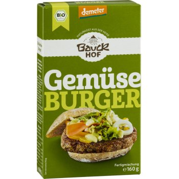 Burger Vegetables Demeter 160g