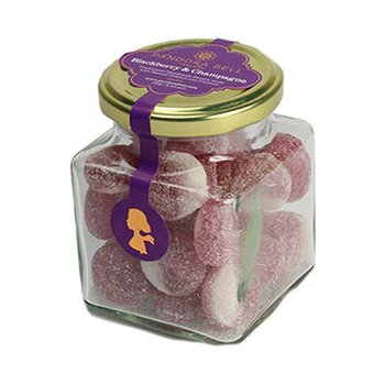 Bonbons Pandora Bell Brombeere & Champagne, 180g