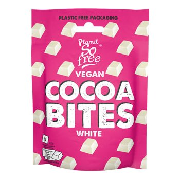 Plamil So Free Cocoa Bites WHITE, 108g
