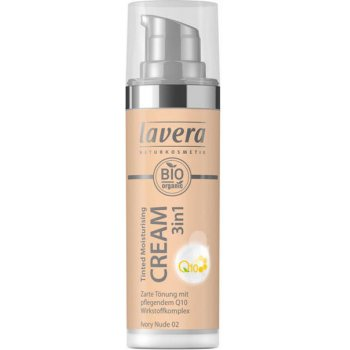 Tinted Moisturising Cream 3in1 Q10 IVORY NUDE 02, 30ml