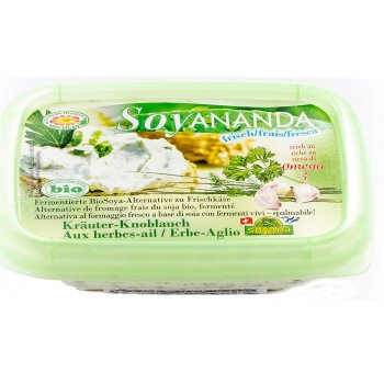Soyananda Herbs and Garlic fermented Organic, 140g