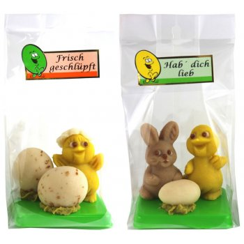 Marzipan Vegan Easter Assorted Organic, 35g