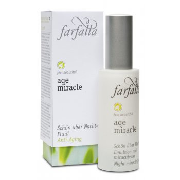 Night Age Miracle, Night miracle fluid, 30ml