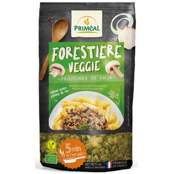 Priméal Forestière with Mushrooms Veggie Organic, 125g