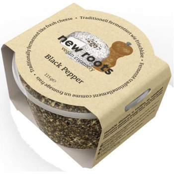 New Roots Fresh Pepper Organic, 115g