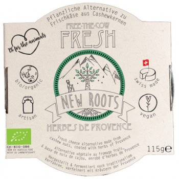 New Roots Fresh Herbes de Provence Bio, 115g