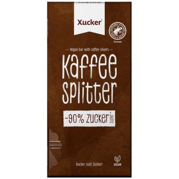Xylit Coffee Slivers No Added Sugar, 80g