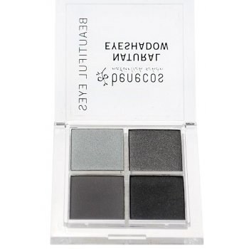 Eyeshadow Ombres à paupières 4 couleurs Smokey Eyes, 8g