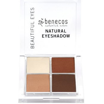 Eyeshadow Quattro coffee & cream Eyes, 8g
