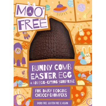 Chocolate Easter Egg Bunnycomb Gluten Free, 95g