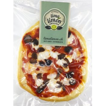 Fresh: Vegan Pizza Greco Home Delivery, 230g