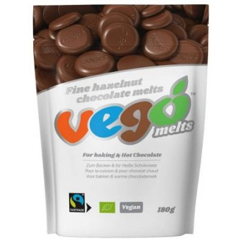 Vego Melts Buttons Bio, 180g