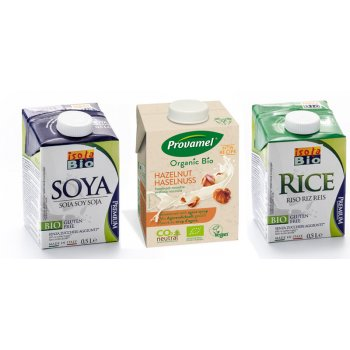 Trial Package Milk Alternatives Organic