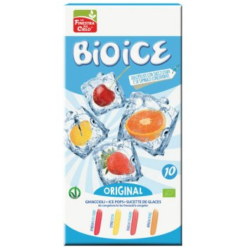 Bio Ice Lutscher Original Bio, 400ml
