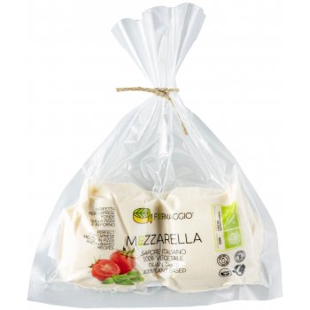Mezzarella, Vegan Alternative to Mozzarella Organic, 2x100g