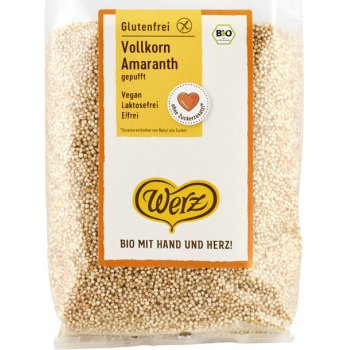 Amaranth Pops Bio, 125g