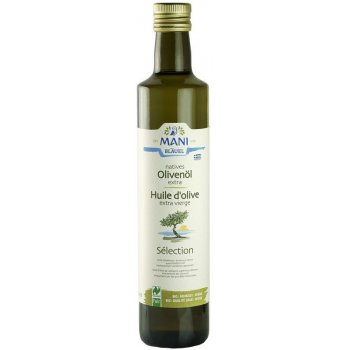 Oil Olive Oil native extra, Selection Organic, 500ml