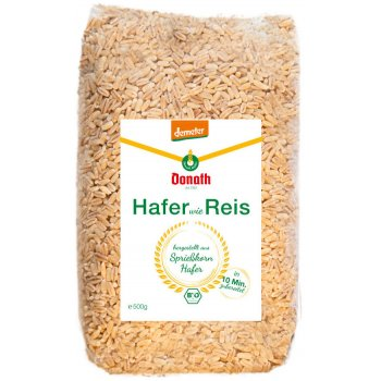 Reis Alternative Hafer wie Reis Kochhafer Demeter, 500g