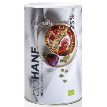 Muesli au Chanvre Power Flocons Bio, 400g