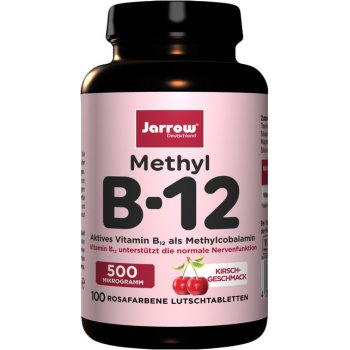 Vitamin B12 Methyl 500 µg Lozenge