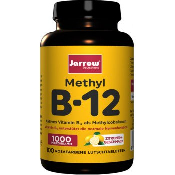 Vitamin B12 Methyl Vegan 1000 µg Lutschtabletten