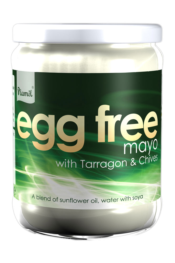 Mayonnaise tarragon chives without egg 315g - Mayonnaise without eggvegan recipes ...